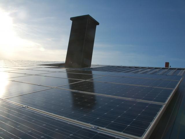 Solaranlage Bild 1